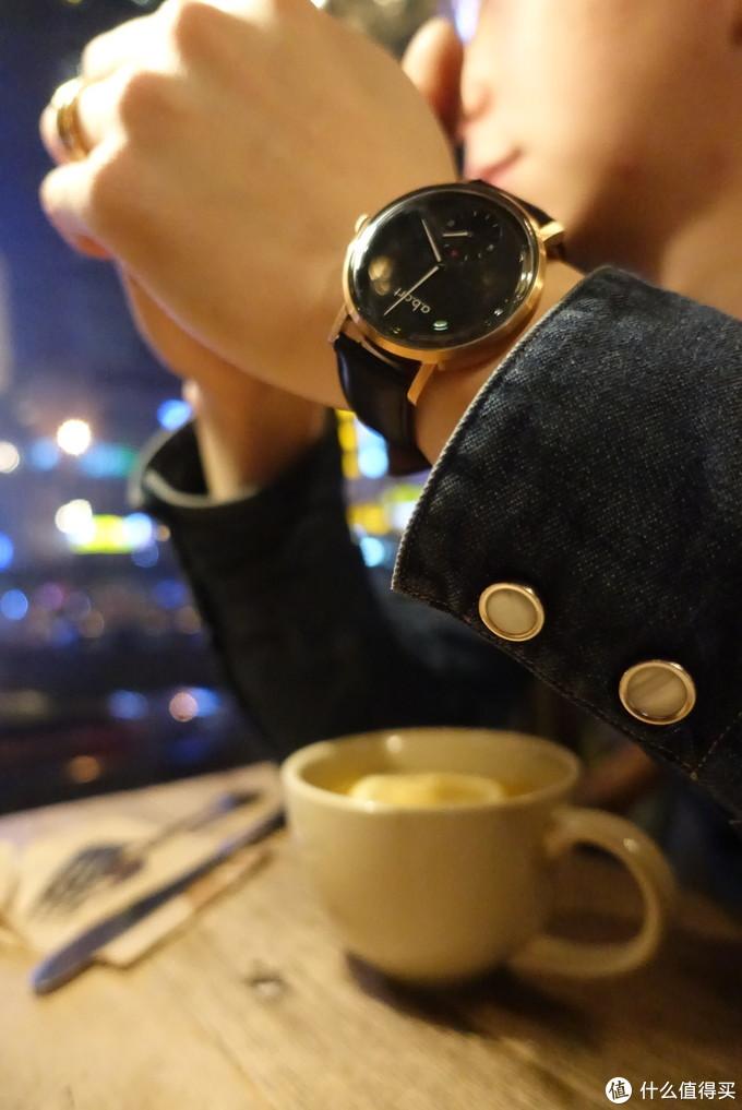 中规中矩的时尚智能配饰:a.b.art ONE时尚智能腕表使用体验报告