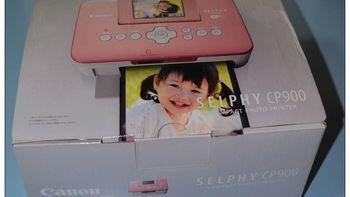 佳能 SELPHY CP900 无线彩色照片打印机外观展示(色带|输送盒|按钮|菜单)
