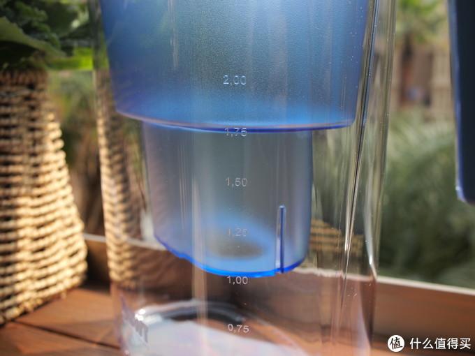 在使用的没事,多喝点水——BWT/倍世家用滤水壶测评