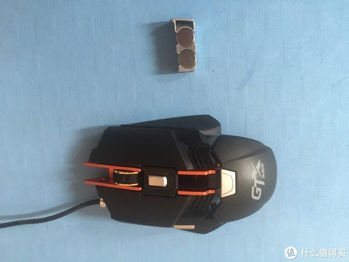 AJAZZ黑爵GTX游戏鼠标使用体验报告