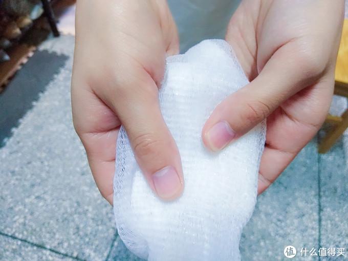 用棉花糖洗脸是一种什么体验?