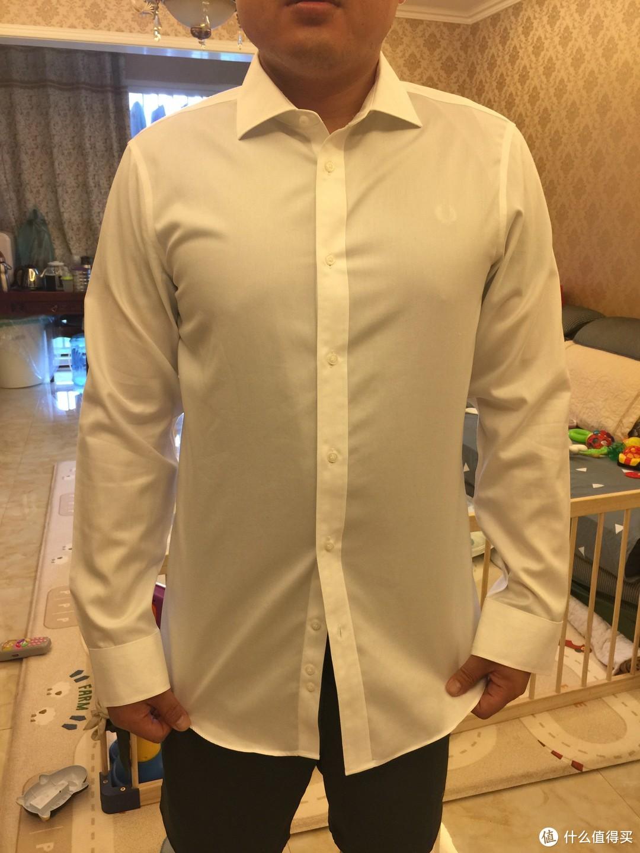 用心做的东西都能感受到——VANCL 凡客诚品2017春款 男士套装(衬衫、T恤、鞋)评测