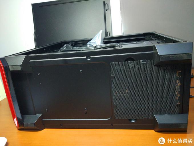 背线侧透下置光污染一个都不能少——酷冷至尊MasterBoxLite5(睿)中塔式侧透机箱测评报告