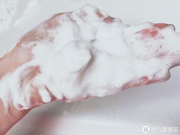 Arsoa/安露莎 日本手工皂洁面皂针对名感肌 ----试用报告