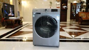 洗烘一体实用否?惠而浦WF912922BIH0W 9KG洗烘一体机使用体验