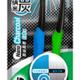 你没看错,这么高大上的包装里竟然是4只牙刷!——贝医生牙刷评测