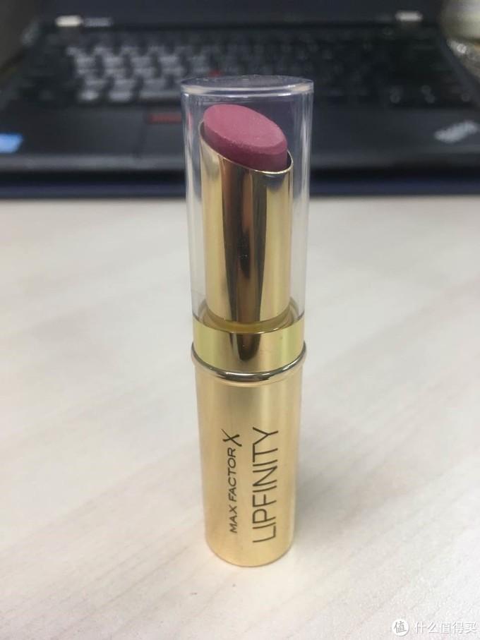 被包装耽误的口红潜力股——轻测MAXFACTOR 恒彩润泽唇膏
