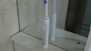 牙齿健康护理小秘书:Oral B / 欧乐B 3D声波蓝牙智能电动牙刷 体验评测 报告