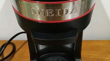 精致小资生活--评ONEIDA 奥奈达 N1多功能懒人咖啡机
