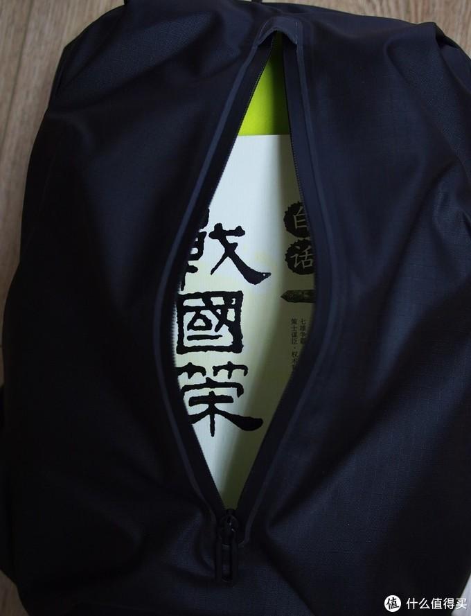 一个拥有独特外表的通勤包 小米 90分 全天候机能城市背包