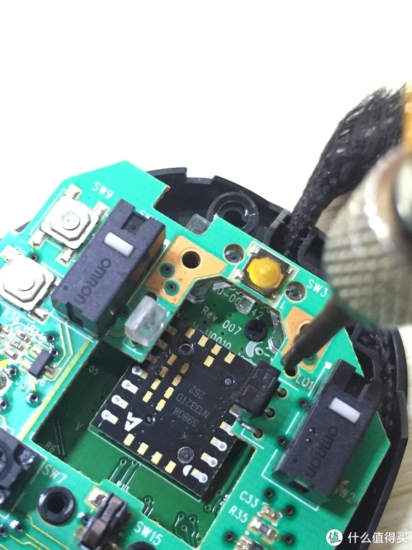 """一个垃圾佬对""""垃圾""""的执着:Logitech 罗技 G500S 鼠标 修复记"""