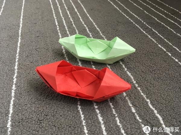 毛爸聊玩具:夏天陪娃玩水,这几个最基本的的叠船方法,你得都会