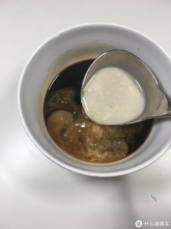 水淀粉1汤勺