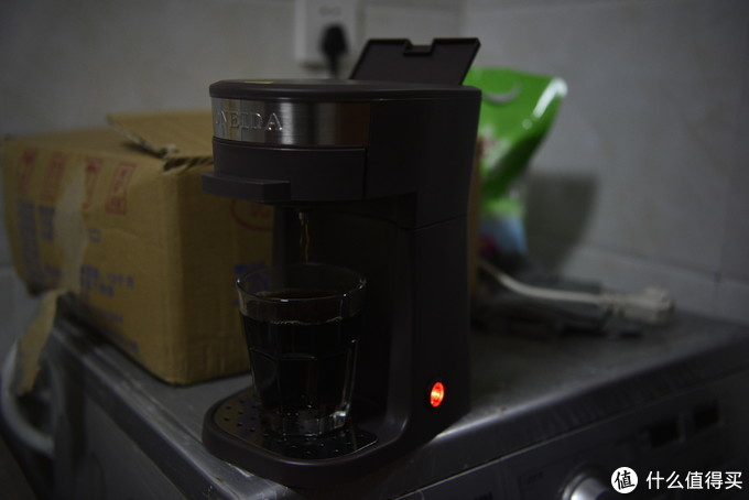 聊胜于无的快冲咖啡机——奥奈达咖啡机评测