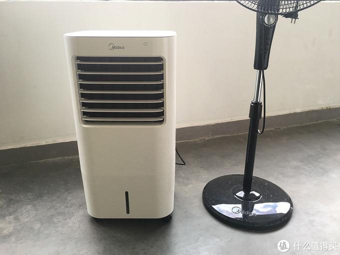 炎夏消暑急救兵 — Midea 美的空调扇 AC120-17ARW 使用评测