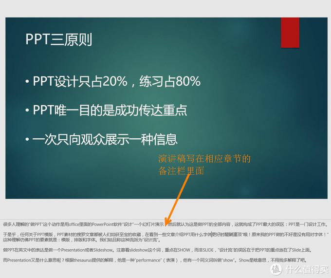 PPT新手的标准作业流程