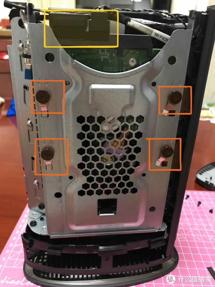 HP 惠普 Pavilion Wave 台式主机 拆机
