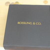 ROSSLING&CO.  Classic Westhill 中性时装腕表开箱总结(本体|说明书|表盘|机芯)