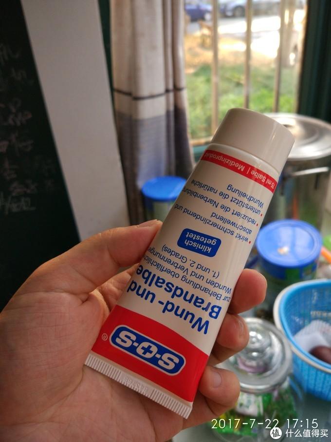 比较重口!德国SOS 健康护理8件套的开箱和不严谨试用