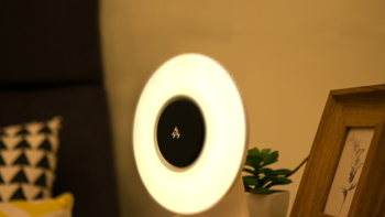 智能语音互动床头灯--诸葛小明床头灯