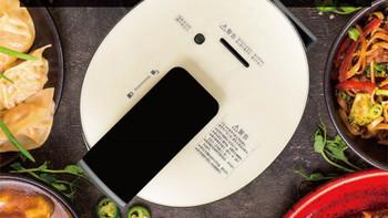 压轴美食一键搞定--Panasonic 松下电器 原汁压力煲