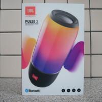 JBL Pulse 3蓝牙音箱产品特点(灯光|音质|防水)