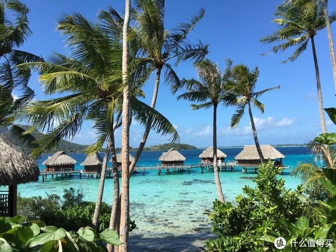 Bora Bora,最接近天堂的海岛(下)— 索菲特私人岛屿