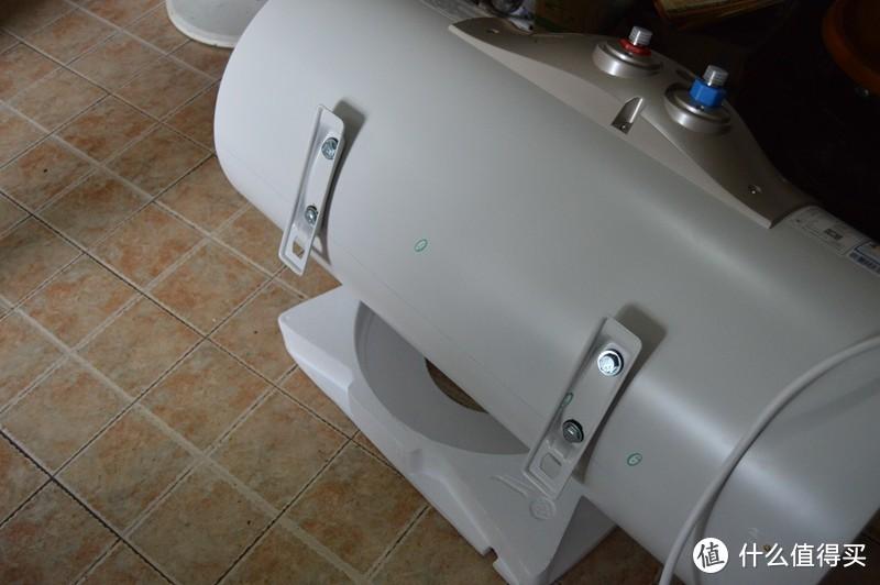 看得见的安全:万家乐 S6无电洗 电热水器 D60-S6.2 (60L)使用报告