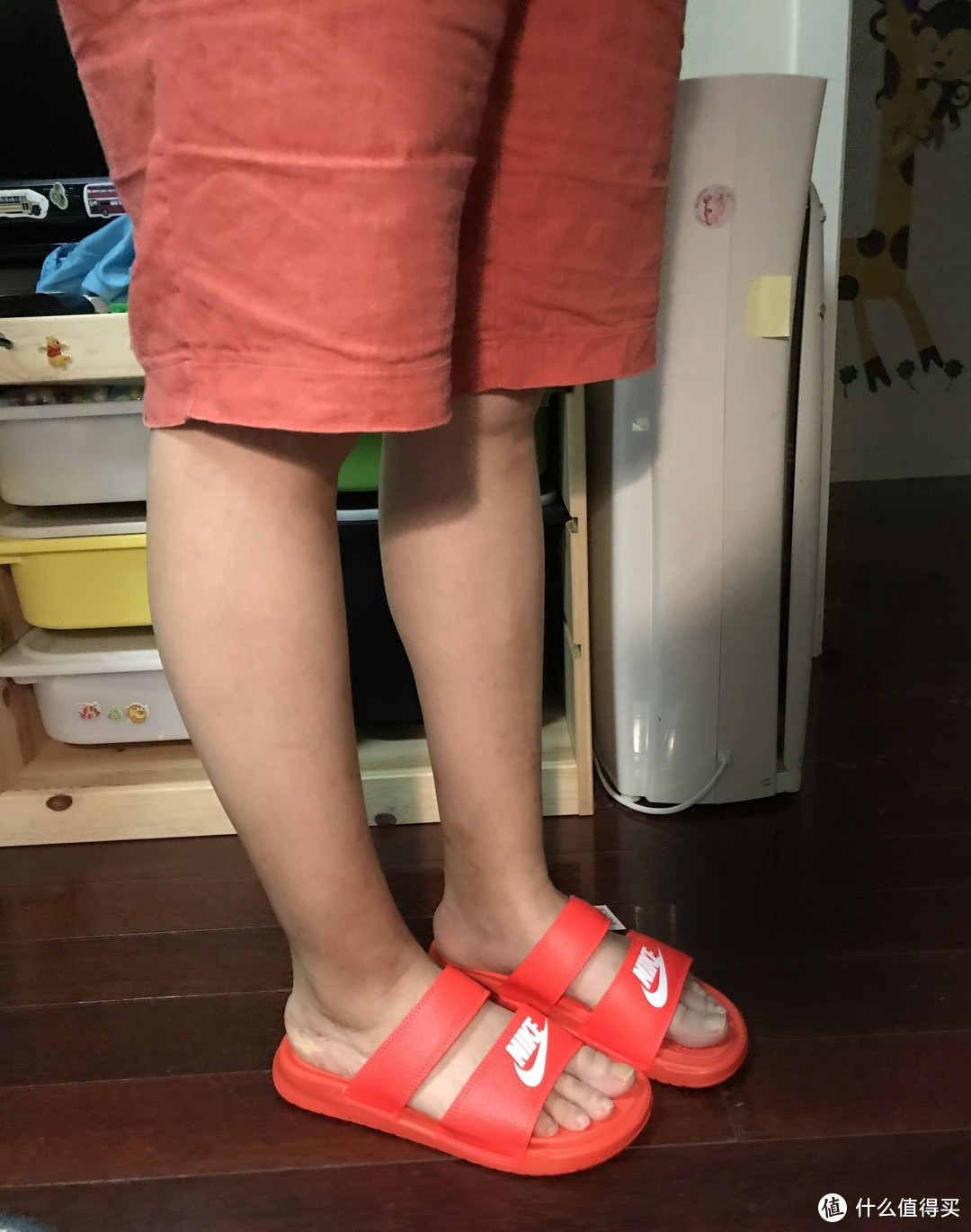 #七夕#秀恩爱#抓住夏天的尾巴!NIKE BENASSI DUO ULTRA SLIDE 女士凉鞋