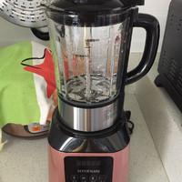 HYUNDAI 现代 QC-LL2435 加热破壁料理机使用感受(价格|按键|使用效果|声音|功能)