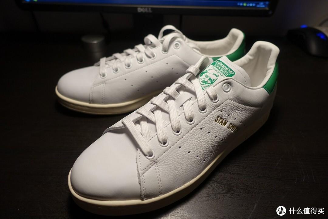 Adidas 阿迪达斯 三叶草 Stan Smith 休闲鞋