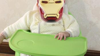安贝贝 婴儿餐椅使用感受(材质|优点|缺点)