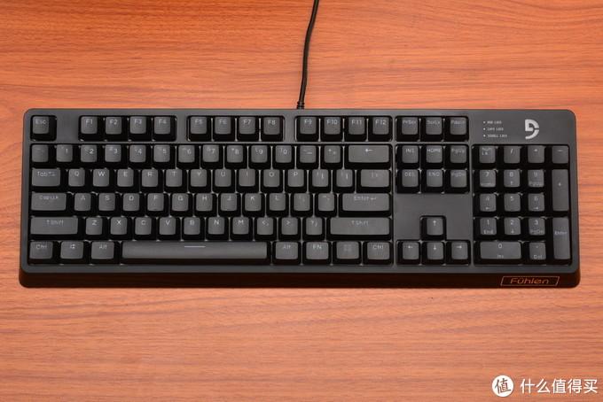 Fühlen 富勒 G900S 纯享版 键盘 开箱测评(附拆解)