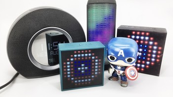 BEYONG 灯の正义——Divoom Timebox mini音箱评测