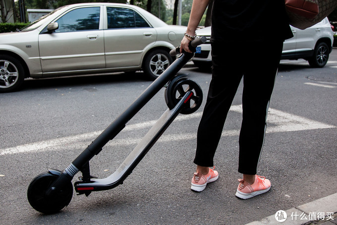 都市游侠·Ninebot ES1九号电动滑板车众测体验