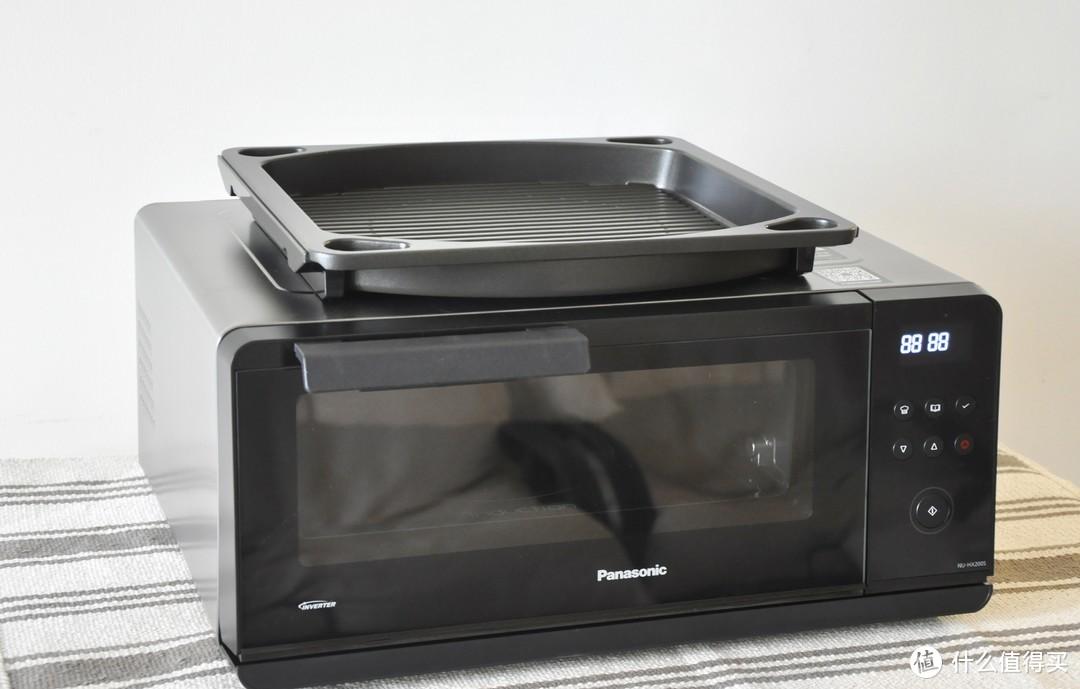 【视频】Panasonic松下 IH煎烤箱测评~想吃牛排?不用十八般武艺,只要一台烤箱就够了