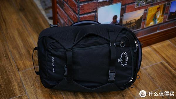 我TM全是包 篇十三:怎样选择旅行背包—Osprey Porter46背包评测(附视频)