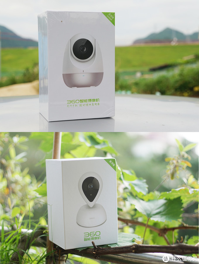 活在怪蛋的监视下,360智能云台摄像机