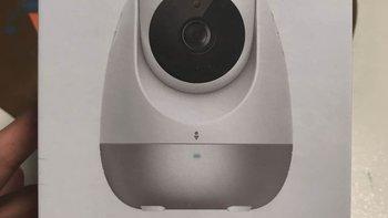 【轻众测】家里的第一个摄像头。360智能云台摄像机。