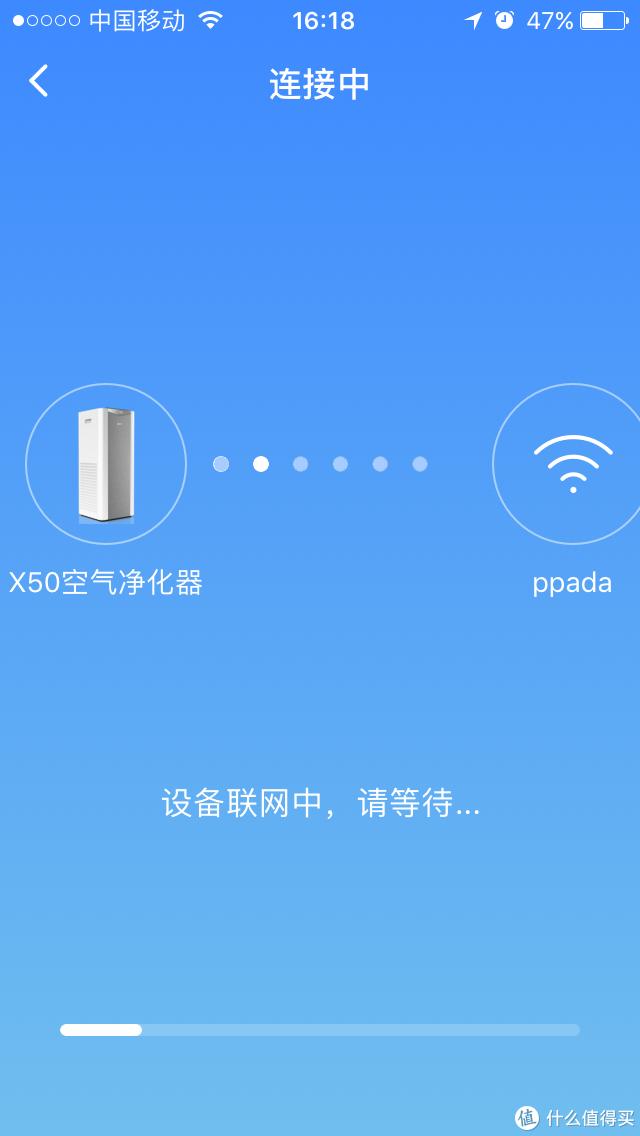 消声室里有台X50在安静地除霾