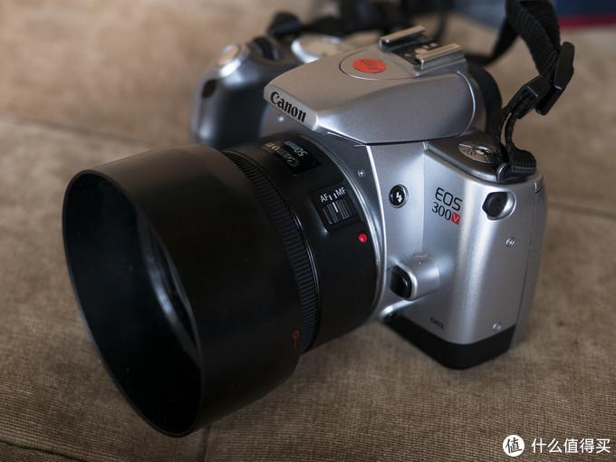 再试佳能EOS300V自动胶片单反相机