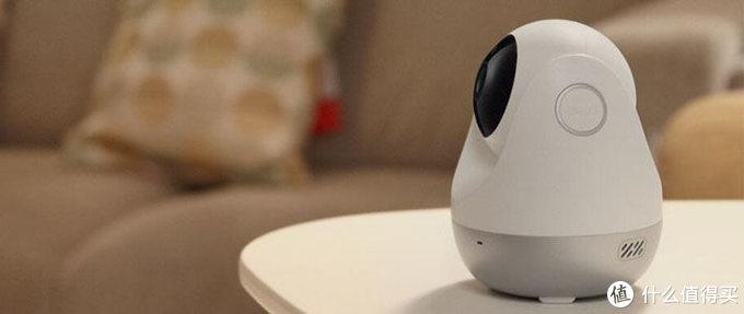 上帝视角的大眼萌——360智能云台摄像机评测