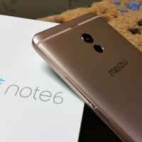 首次打磨的骁龙双摄 - 工匠产物【魅蓝Note6】