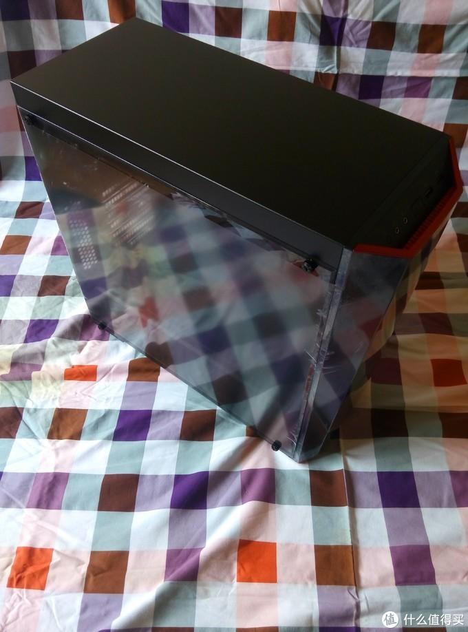 酷冷至尊MasterBox Lite 5睿机箱与AMD锐龙5 1500X装机作业