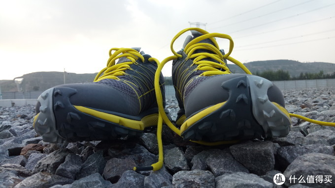 #原创新人#THE NORTH FACE 北面 ultra vertical GTX越野跑鞋的小测