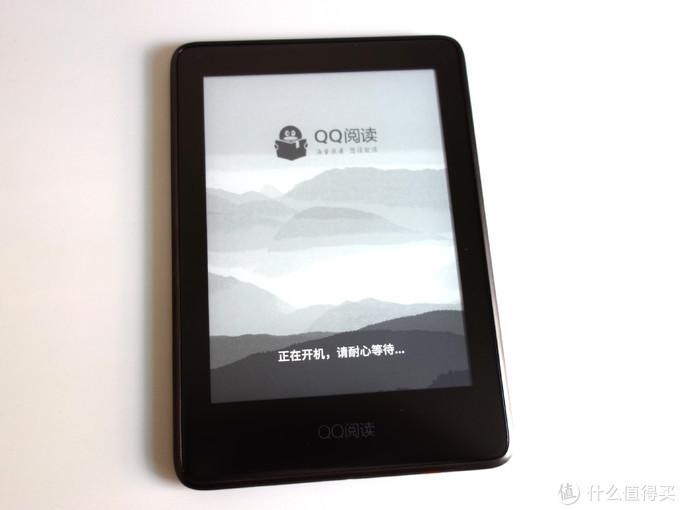 网文阅读利器,仍有提升空间:QQ阅读电子书 CR316 体验报告