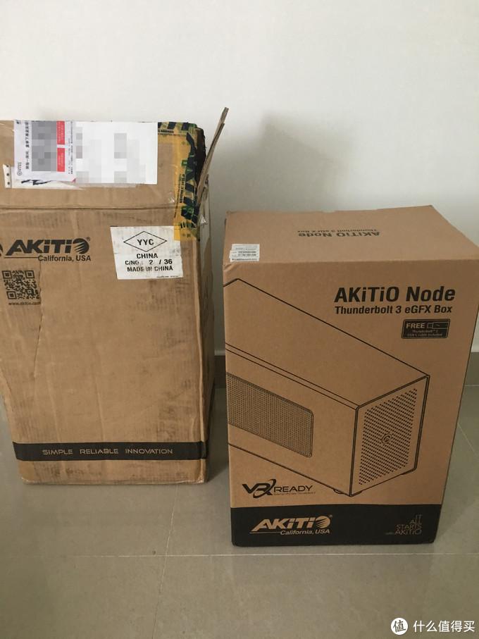开启外接显卡新纪元:AKiTiO Node eGPU 转接盒评测