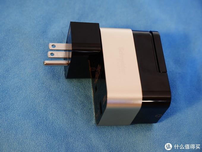 像搭积木一样的旅行转换器——施耐德电气 遨游 全球通用旅行转换器