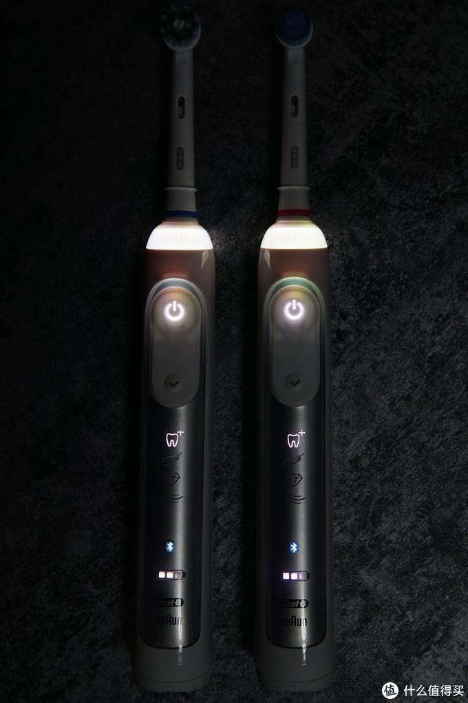 等灯等灯——Braun 博朗 Oral-B Genius 8900电动牙刷 开箱简评