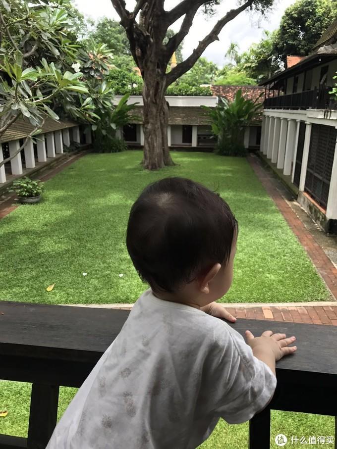 写在长假前:第一次带9月龄的宝宝游清迈